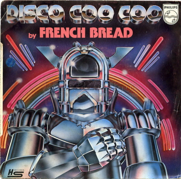French bread - Disco coo coo