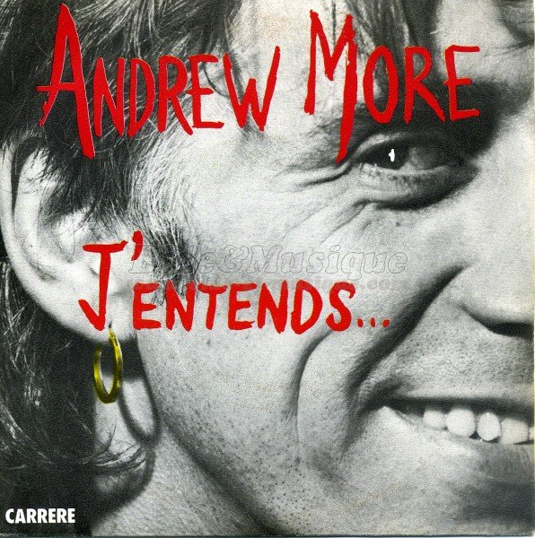 Andrew More - J'entends