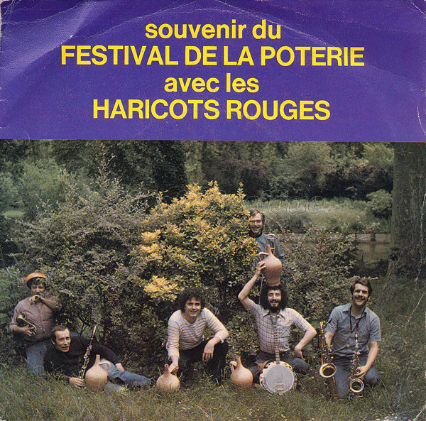 Les Haricots rouges - Sars-Poteries