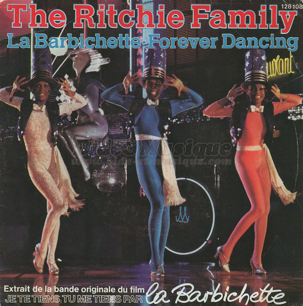 The Ritchie Family - Forever dancing