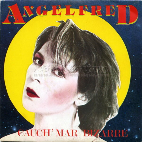 Arielle Angelfred - Cauch'mar bizarre