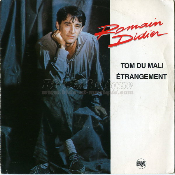 Romain Didier - Tom du Mali