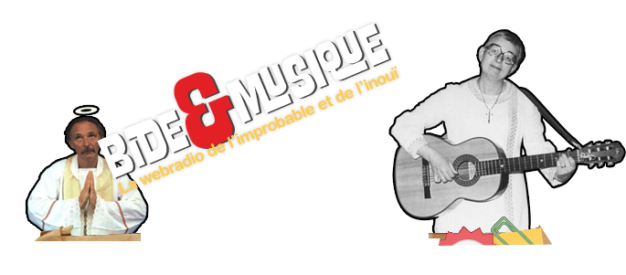 La Messe bidesque (logo)