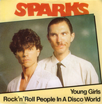 Sparks - Rock'n'roll people in a disco world