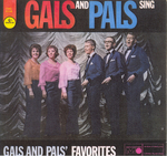 Gals and Pals - Blue on blue