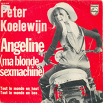 Peter Koelewijn - Angeline (ma blonde sexmachine)