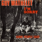 Guy Wathelet - Some people said