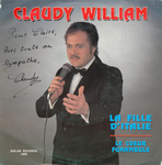 Claudy William - La fille d'Italie