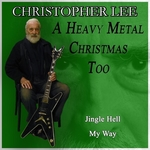 Christopher Lee - Jingle Hell