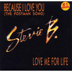 Stevie B. - Because I love you (The postman song)