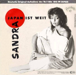 Sandra - Japan ist Weit (Big In Japan)