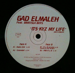 Gad Elmaleh (feat.Bratisla Boys) - Its kyz my life