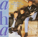 A-ha - The blood that moves the body