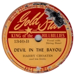 Harry Choates - Devil in the Bayou