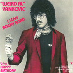 Weird Al Yankovic - I love rocky road