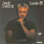David Christie - Saddle up (maxi 45T)