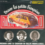 Richard Lord - La chanson du Rallye Monte-Carlo
