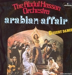 The Abdul Hassan Orchestra - Arabian affair