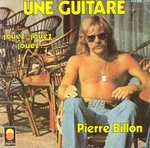 Pierre Billon - Une guitare
