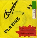 Platine 45 - Cindy, reviens vers moi