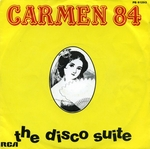 Camino de Lobo - Carmen, the disco suite : Carmen (club version, torero mix)