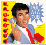 Richard Gotainer - Poil à la pub