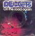 Pochette de Rockets - On the road again