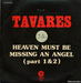 Vignette de Tavares - Heaven must be missing an angel
