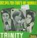 Vignette de Trinity - 002.345.709 (That's my number)