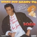 Pochette de Marc Scalia - What did daddy do ?