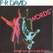 Vignette de FR David - Words
